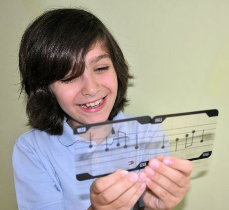 compose yourself with a make music game