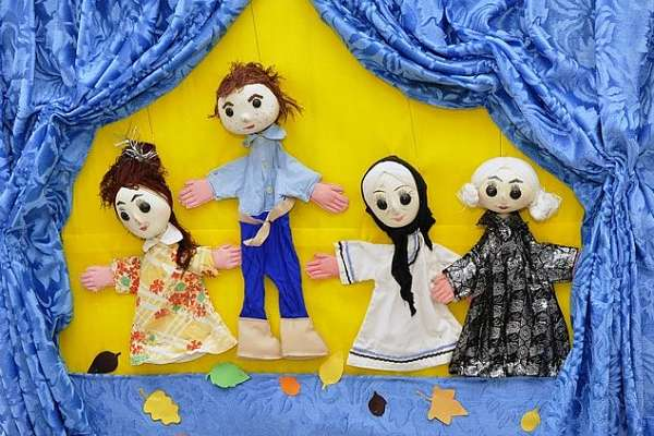 puppet toys for kids