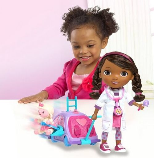 top toys for 4 year old girls walk and talk doc mcstuffins