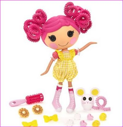 toy for 4 year old girl lalaloopsy crumbs sugar cookie doll