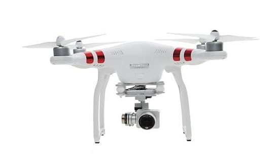 DJI-Phantom-3-Quad-Drone
