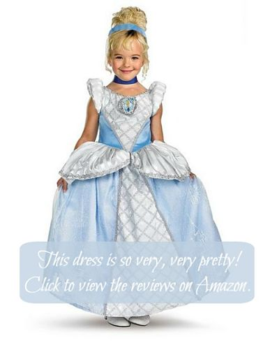 Cinderella costumes for girls