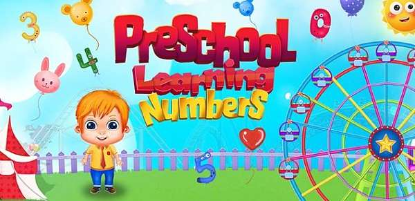 Early childhood learning games for kids