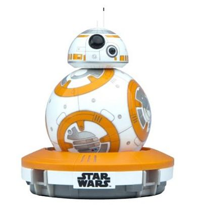 Force Awakens Toys Sphero BB-8 App-Enabled Droid