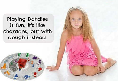 Dohdles Guessing Game For Kids