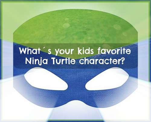 Kids Ninja Turtle costumes and characters