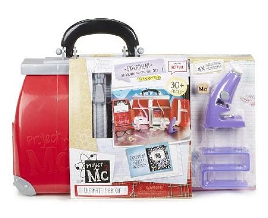 Inside the Project Mc2 Ultimate Lab Kit