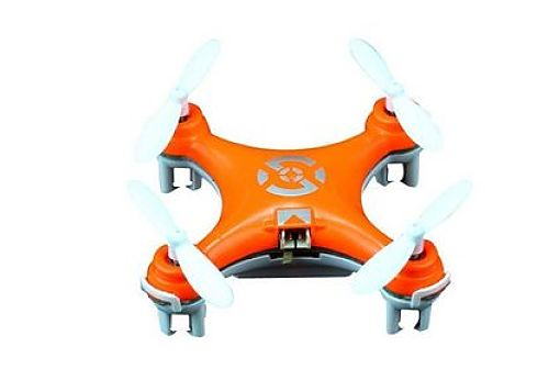 Red Cheerson CX 10 Micro RC Quadcopter