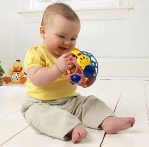 baby ball toys Baby Einstein Bendy Ball