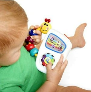 baby developmental toys Baby Einstein Take Along Tunes