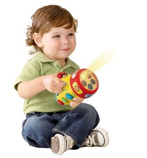best baby learning toys VTech Spin and Learn Color Flashlight