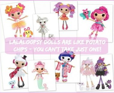 Want the best toy for 4 year old girl? Definitely The La La Loopsy Dolls!