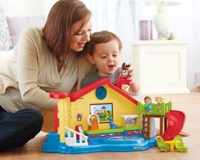 best toys for a 2 year old girl fisher price little people school