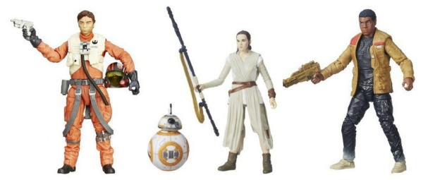 force awakens action figures