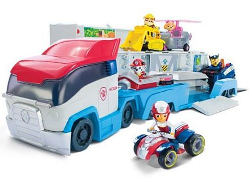great toys for 4 year olds paw patrol patroller toy