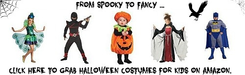 kids halloween costumes on amazon