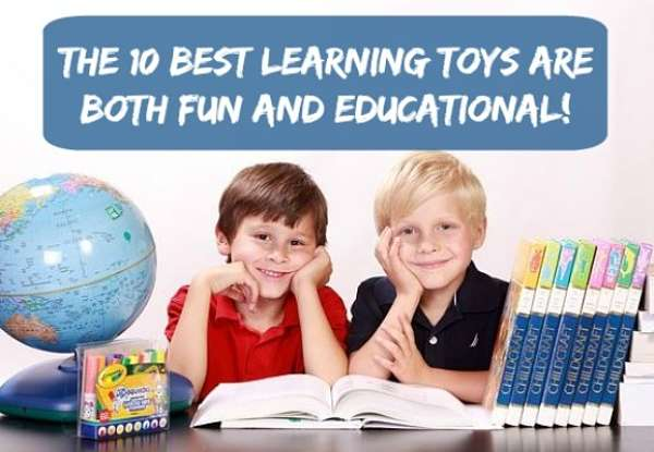 The 10 best learning toys are both fun and educational