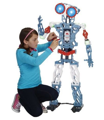 robotic toys to build for boys and girls
