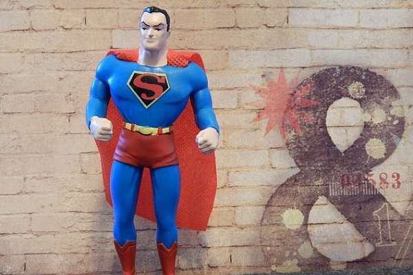 superman superhero toys for kids