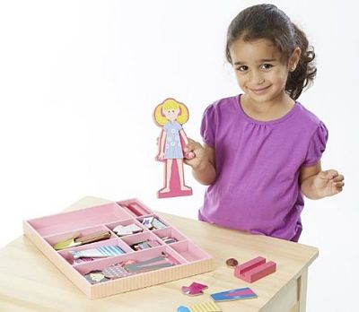 top toys for 2 year old melissa and doug dress up dolls