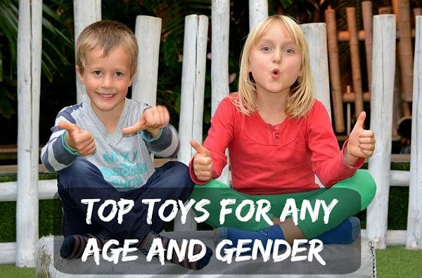 top toys for boys and girls