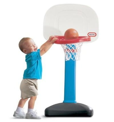 toys for a two year old boy basketball little tikes